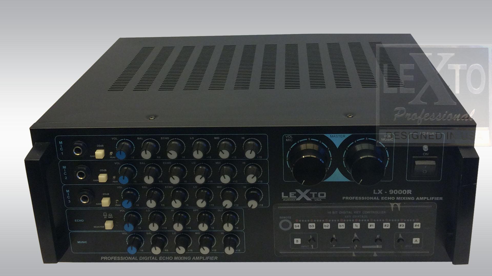 LX-9000R